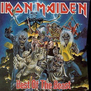 Iron Maiden - Best of - Zortam Music