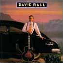 Pochette de l'album pour David Ball