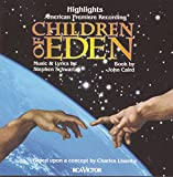 Copertina di Children of Eden: Highlights (1998 New Jersey Cast)