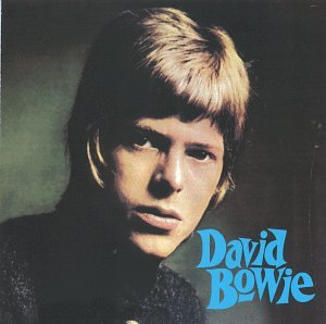 Capa do álbum David  Bowie