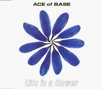 Life Is a Flower [Australia CD Single]