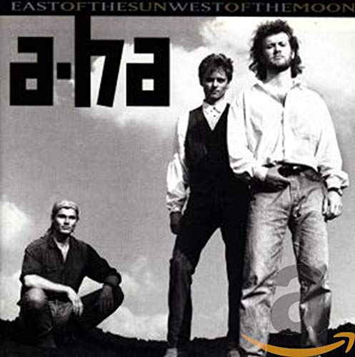 CD-Cover: A-ha - East of the Sun, West of the Moon