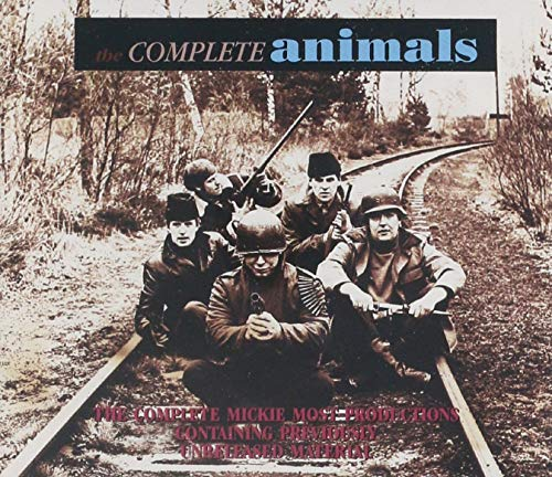 The Animals - Rock Ballads forever cd 4 - Zortam Music