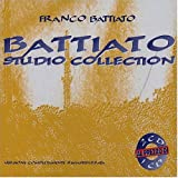 Capa de Battiato Studio Collection (disc 2)