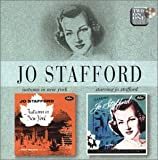 Capa de Autumn in New York/Starring Jo Stafford