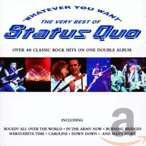 Status Quo - Down Down [Single Version] Lyrics - Zortam Music