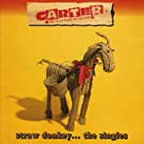 Copertina di album per Straw Donkey.... The Singles