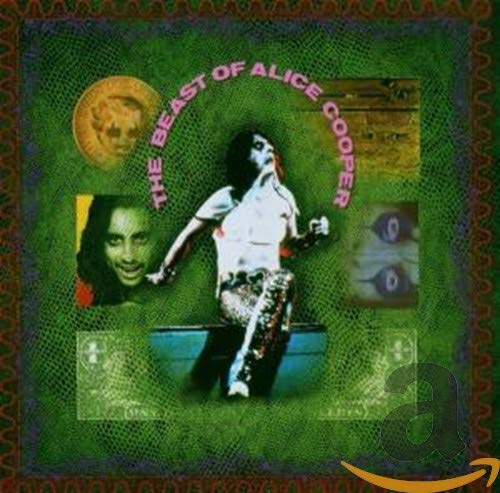 Alice Cooper - Burning Heart (CD1) - Zortam Music