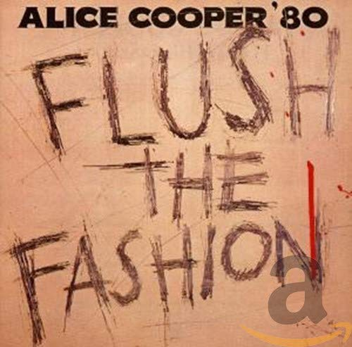 Flush the Fashion by Alice Cooper album cover