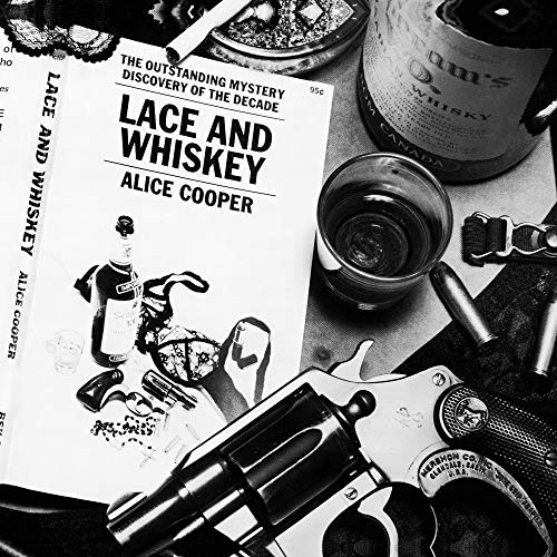 Lace and Whiskey by Alice Cooper album cover