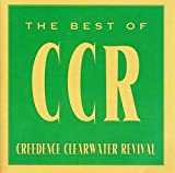 Cubierta del álbum de The Best of Creedence Clearwater Revival
