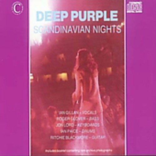 Deep Purple - Scandinavian Nights - Zortam Music