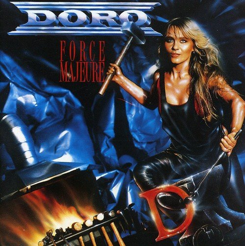 CD-Cover: Doro - Force Majeure