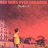 Copertina di Red Skies Over Paradise