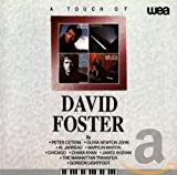 Copertina di Touch of David Foster