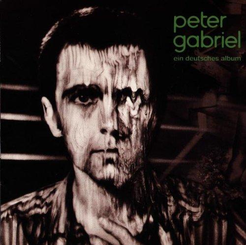 CD-Cover: Peter Gabriel - Ein Deutsches Album