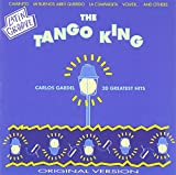 Copertina di album per Carlos Gardel - Tango King: 20 Greatest Hits