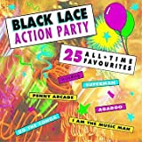 Pochette de l'album pour Action Party
