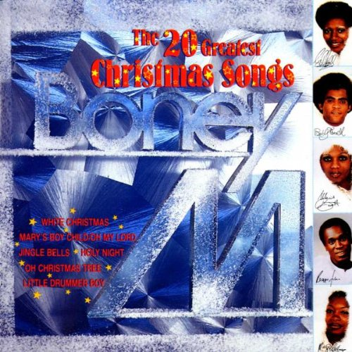 Boney M - The No.1 All Time Christmas Album [UK] Disc 1 - Zortam Music