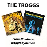 Album cover for From Nowhere / Trogglodynamite