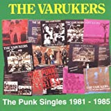 Copertina di album per The Punk Singles 1981 - 1985