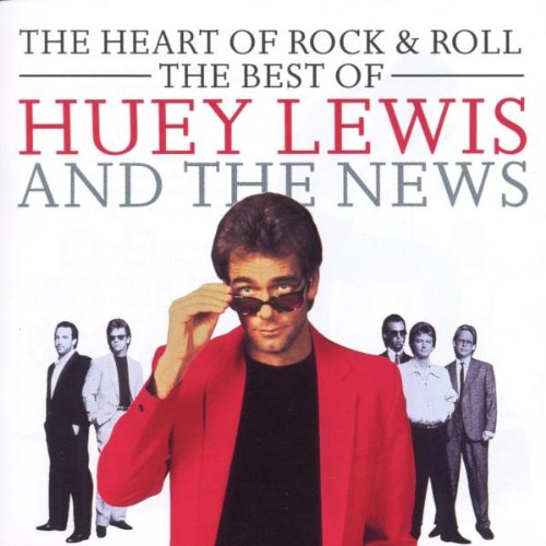 Lewis, Huey & The News - Heart of Rock and Roll: The Best of Huey Lewis and the News - Zortam Music