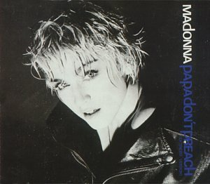 Original album cover of Papa Don't Preach by Madonna