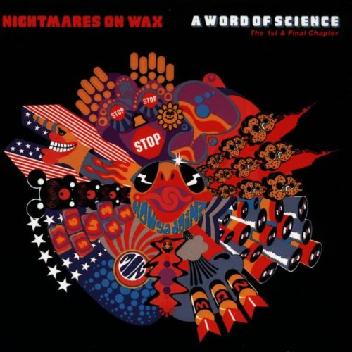 Cubierta del álbum de A Word of Science