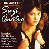Copertina di album per The Most of Suzi Quatro