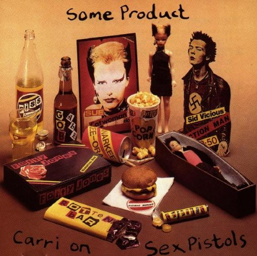 Some Product/Carri on Sex Pistol