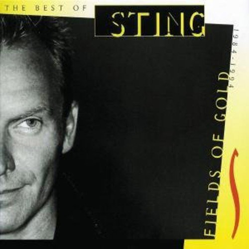 CD-Cover: Sting - Fields of Gold
