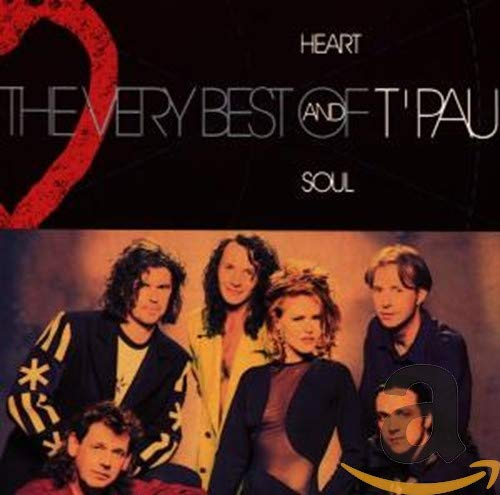 T'Pau - Greatest Hits: Heart & Soul