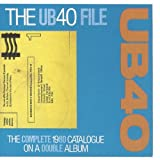 Copertina di The UB40 File