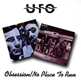 Capa de Obsession/No Place to Run