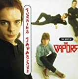 Capa do álbum Turning Japanese - The Best Of The Vapors