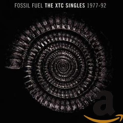 Fossil Fuel (Singles 1977-1992) by XTC album cover