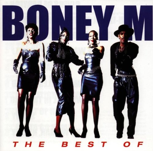 Original album cover of The Best of Boney M. by Boney M