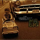 Capa de Big, Bigger, Biggest! The Best of Mr. Big!