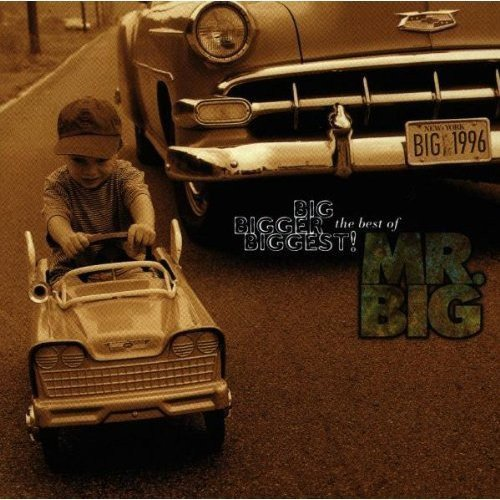 Mr. Big - Big, Bigger..Best of.. - Zortam Music