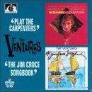 Album cover for The Jim Croce Songbook/The Ventures Play The Carpenters