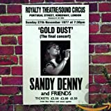 Copertina di album per Gold Dust: Live At The Royalty Theater