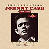 album art to The Essential Johnny Cash (1955-1983) (disc 1)