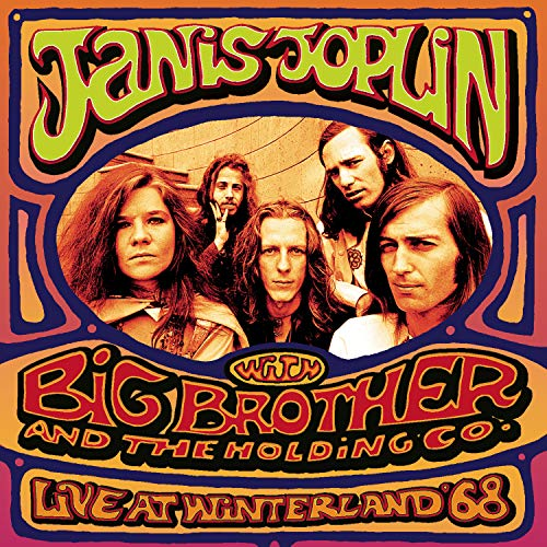 Janis Joplin with Big Brother and the Holding Co. _ Live at Winterland '68