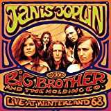 Album cover for Live at the Winterland 1968