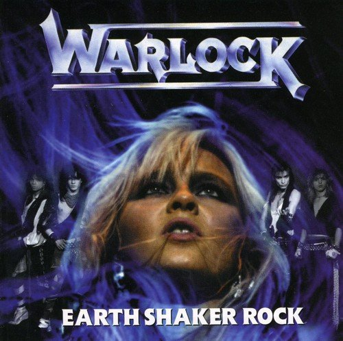 Album cover for Earth Shaker Rock