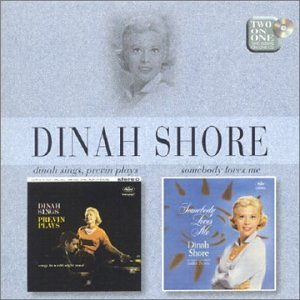 Dinah Sings, Andre Previn Plays/Somebody Loves Me