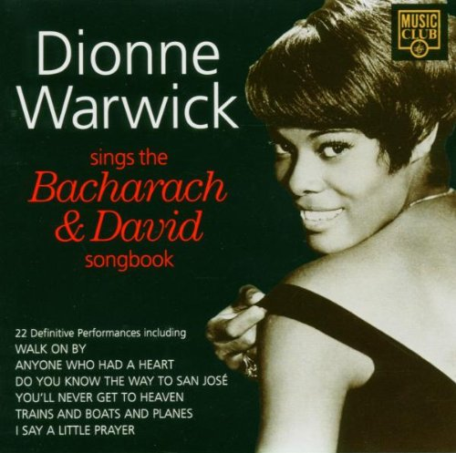 Dionne Warwick - Dionne Warwick - Sings The Bacharach & David Songbook - Zortam Music