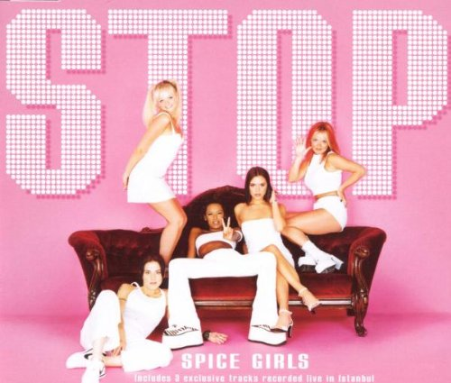 Stop [UK CD1]