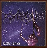 Copertina di album per Battle Furies