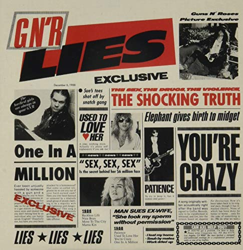 Guns N Roses - Lies - Zortam Music